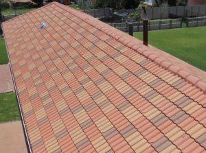 Level roof