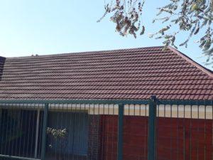 harvey tiles plus hip and ridge replaced